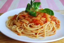 Tomato and Fennel Pasta Sauce
