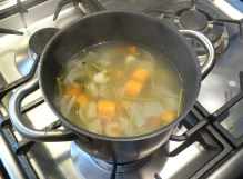 Vegetable Stock Recipe