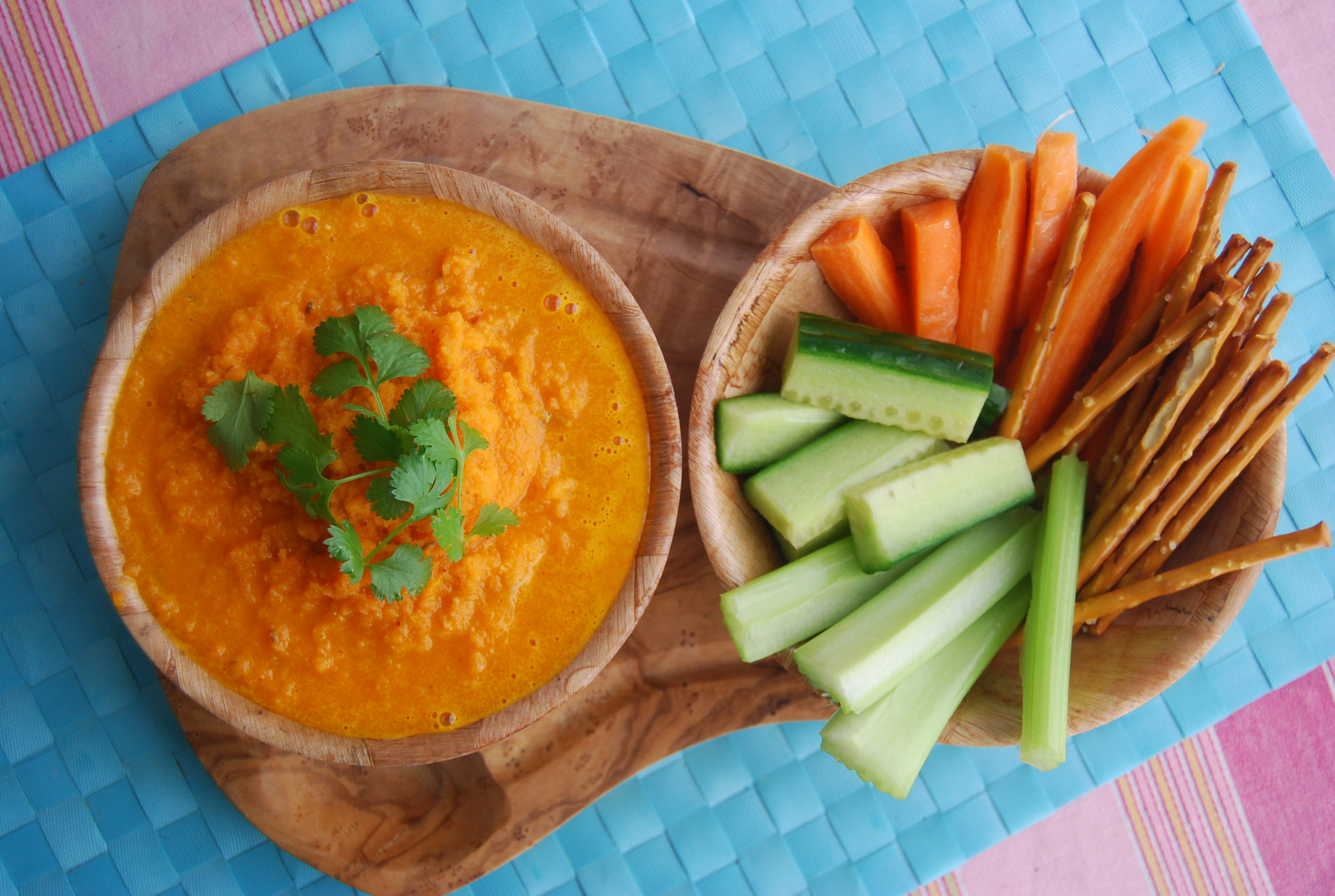 Raw masala carrot dip leon naturally fast food recipe friday raw forumfinder Choice Image