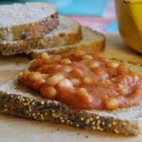 Homemade Baked Beans: Vegetarian Breakfasts