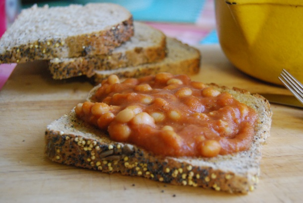 Home made Baked Beans!