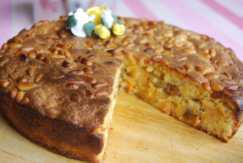 Nigella Lawson Carrot Cake Gluten Free