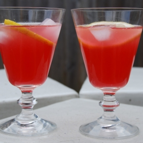 Homemade Pomegranate Lemonade – Vegan/ SugarFree