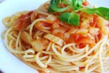 Tomato and Fennel Pasta Sauce