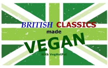 british vegan