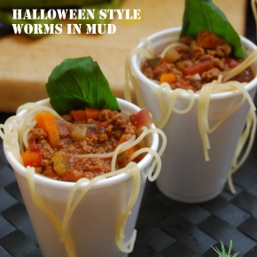 Halloween Party Food – Savoury Dishes to Gross out your Guests