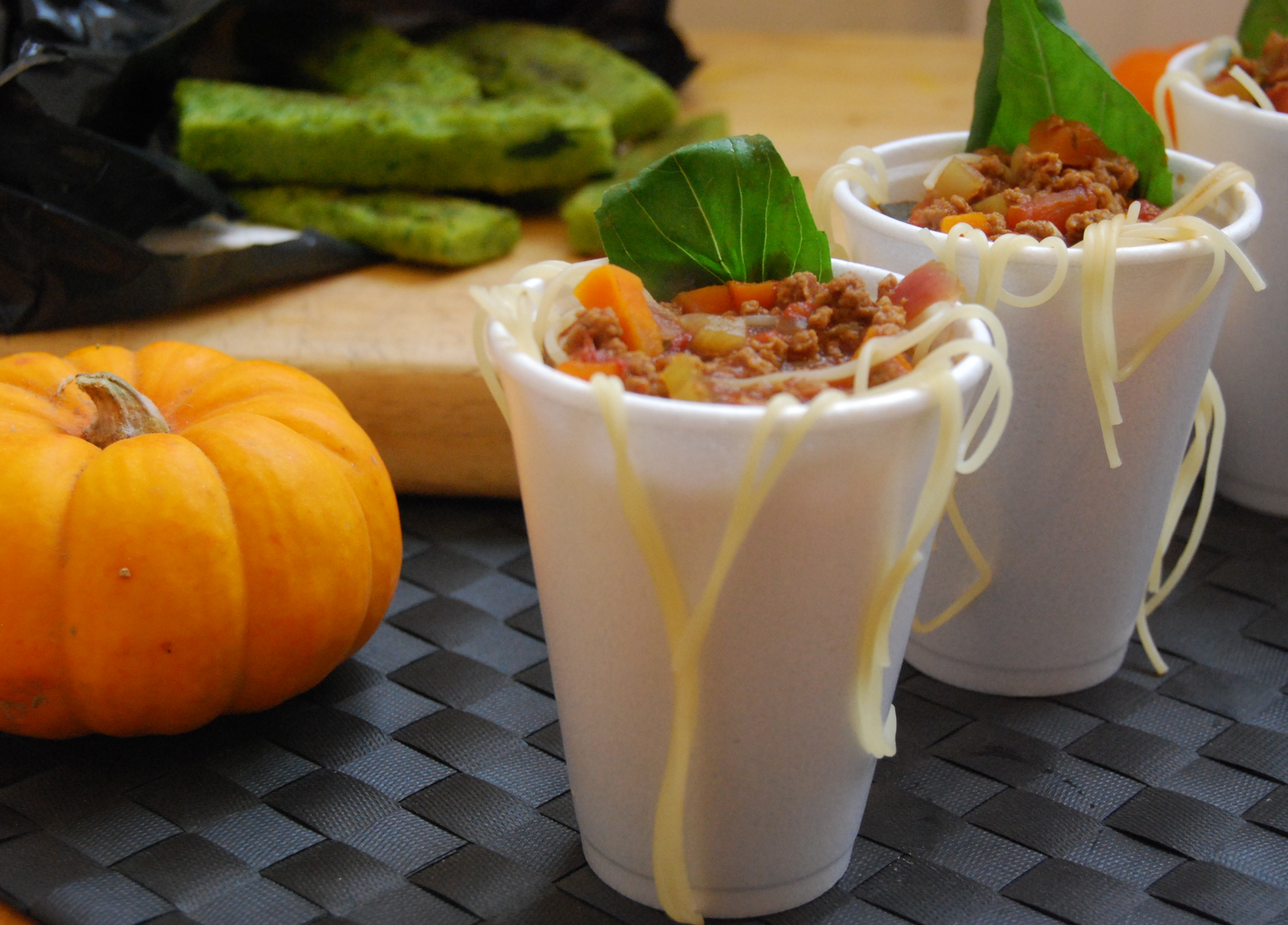 Halloween Party Food – Savoury Dishes to Gross out your Guests ...