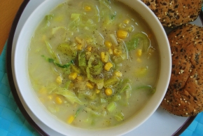 Curried Corn Chowder