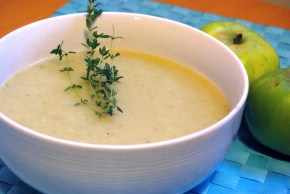Apple and Parsnip Soup