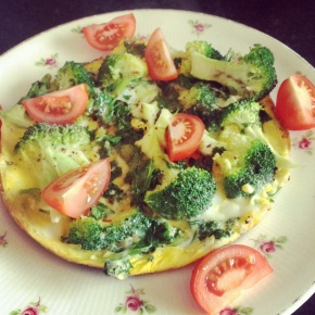 Omelettes. The Perfect way to pack Veggies into your day!