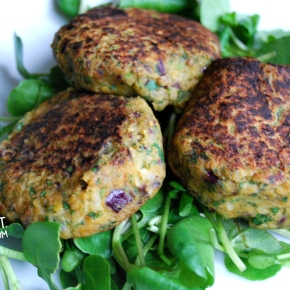 Lightly Spiced Chickpea Falafels – Vegan and Gluten Free