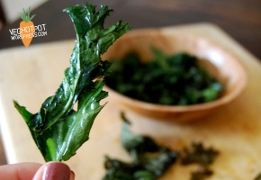 An ode to Kale – Kale 'chips' and other ways withKale