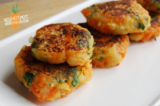 Carrot Fritters4