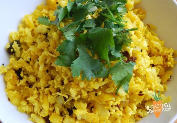 pilau cauliflower rice2