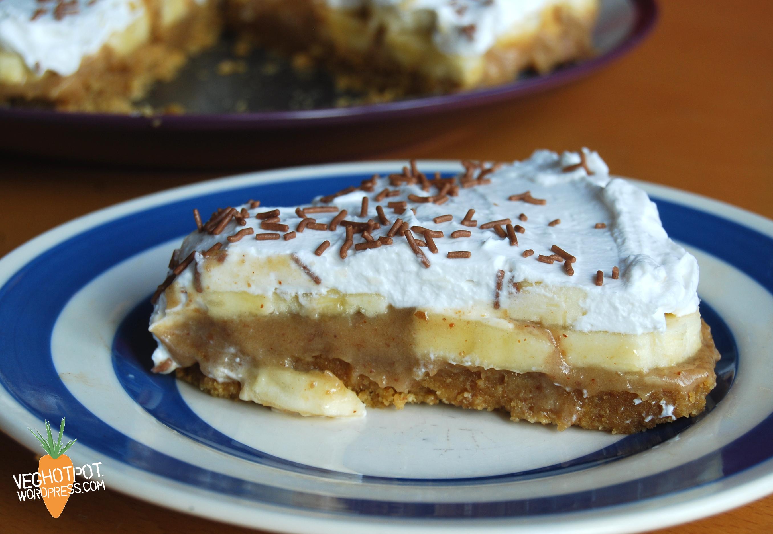 Gluten Free Chocolate Cream Pie Recipe